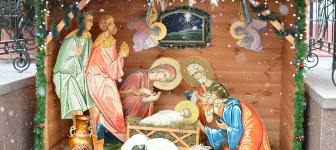 Рождественское послание митрополита Минского и Заславского Павла