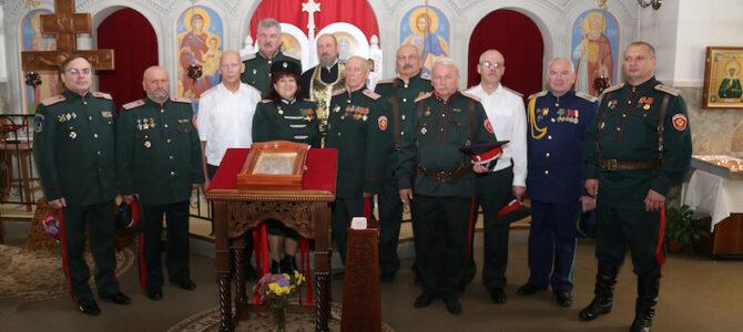 Борисовскому казачьему отделу — 20 лет