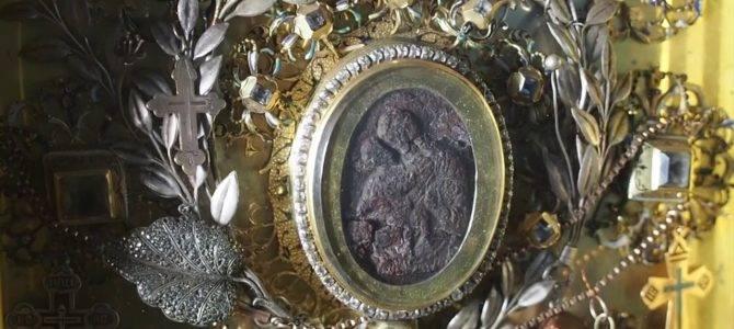 В  Борисов  прибывает  список  Жировичской  иконы  Божией  матери.